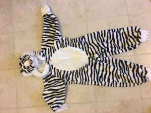 White tiger Halloween costume