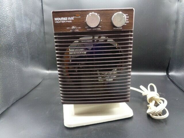 RETRO VINTAGE HOLMES AIR HEATER FAN