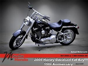 2005 Harley Davidson Fat Boy 15th Anniverasry