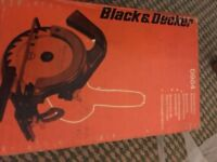 Circular saw attachment by Black and Decker