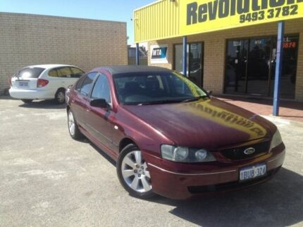 VERY CHEAP FORD FALCON WITH LOW KM