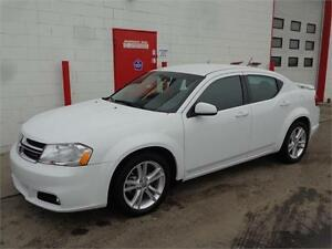 2014 Dodge Avenger SXT ~ 68,000kms ~ Heated Seats ~ $10,900