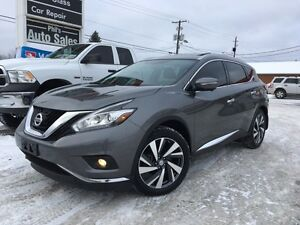 2015 Nissan Murano PLATINUM AWD // FULLY LOADED!! YOU NAME IT!!