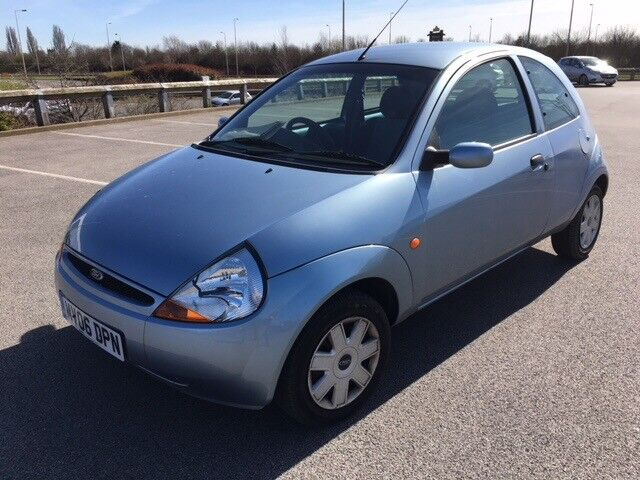 Ford Ka   Style Low Mileage  Miles Small Car Cheap To Run