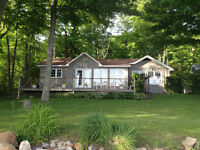 Beautiful Kawartha lake Cottage