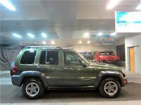 2006 Jeep Liberty Renegade MAnual!!! Rare Certified!