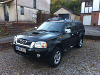 Nissan Navara Outlaw DCI Full Leather 4x4 pickup