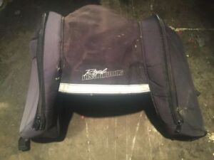 Snowmobile Royal Distributing Saddle Bag