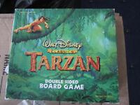 Tarzan Board Game for al, the family