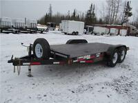$4550 for a NEW 14,000 lb trailer