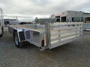 12' ALUMINUM UTILITY - TONS OF FEATURES AT A LOW PRICE! London Ontario image 5