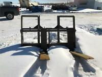 Quick Attach Forks for an 928F Wheel Loader Edmonton Edmonton Area Preview