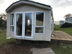 Willerby Winchester static caravan for sale, 6 berth. Caernarfon, Snowdonia.