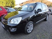 Kia Carens 2.0 CRDI SR 7 Seater ....Spacious Diesel 7 Seater with Fabulous Service History