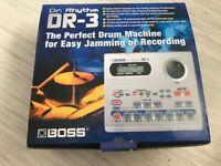 Dr Rhythm DR-3 drum machine