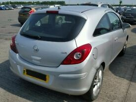 Vauxhall Corsa D 2007-2014 Petrol / Diesel **BREAKING** Silver 3DR