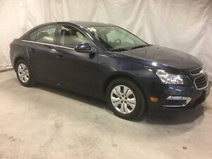2016 Chevrolet Cruze Limited LT- 10 AIR BAGS! AUTOSTART! SUNROOF