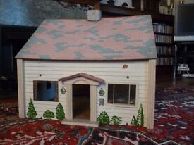 Dollhouse 1960's American