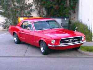 For sale 1967 Ford Mustang Coupe Moorabbin Kingston Area Preview