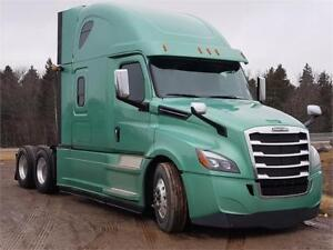 2018 Freightliner New Cascadia - High Roof