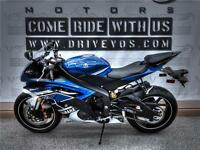 2013 Yamaha YZF-R6 - V1743 - Don't pay until 2016**
