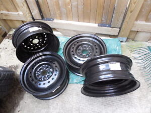 14-inch Steel Wheel Rims