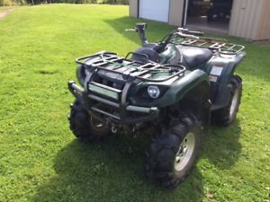 2003 Yamaha Grizzly 660 -ONLY 1780Km!