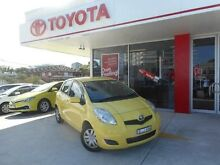 2009 Toyota Yaris NCP90R 08 Upgrade YR Sting 4 Speed Automatic Hatchback Allawah Kogarah Area Preview