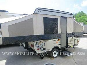 *TENT TRAILER FOR SALE!*CLIPPER* STORAGE BOX! **LIGHTWEIGHT **
