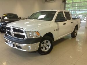 2016 Ram 1500 SXT, CREW, V8, BLUETOOTH, RATIO 3.55