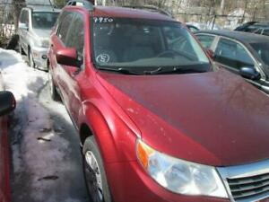 SUBARU FORESTER 2009 AUTO,CLEAN,FULL LOAD WARRANTY