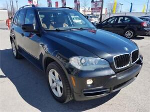 2009 BMW X5 30i, AWD, CUIR, TOIT PANO, AUTO, MAGS, A/C, 3.0L