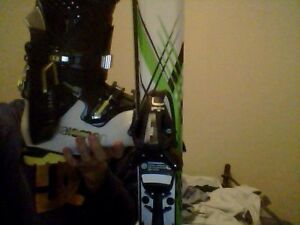 Selling Elan Skis with Salamo boots and poles 150$ Going fast!!!