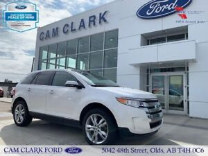 2014 Ford Edge Limited AWD MOON ROOF