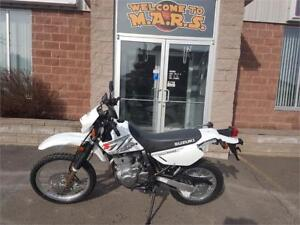 2018 Suzuki DR650 On Sale ONLY at The M.A.R.S. Store