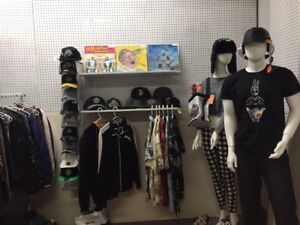 Vintage Clothing, Vinyl, T-Shirts, Hats, Converse and more!