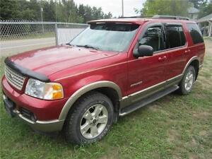 2004 Ford Explorer EDDIE BAUER EDITION LOW KM!