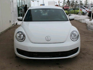 Awesome vehicle! Volkswagen, VW beetle is for sale!