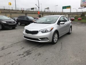 2014 Kia Forte LX+ FINANCEMENT 100% APPROUVER