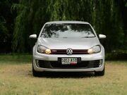 2012 Volkswagen Golf VI MY12.5 GTi Silver 6 Speed Manual Hatchback Hahndorf Mount Barker Area Preview