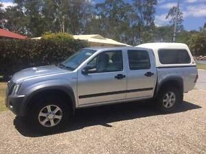 2008 Diesel Holden Rodeo Ute Gladstone Surrounds Preview