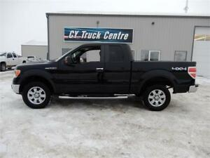 2009 Ford F-150 Ext Cab Short Box (Shorty) Leather 4x4