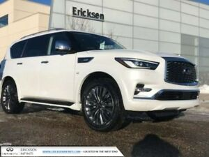 2018 Infiniti QX80 TECH PKG - 8 PASS
