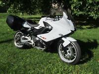 BMW F 800 GT ABS SPORTS TOURING MOTORCYCLE