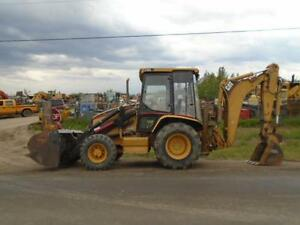 1997 CATERPILLAR 416C 4WD BACKHOE