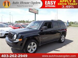 2011 Jeep Patriot 4 X4 90 DAYS NO PAYMENTS