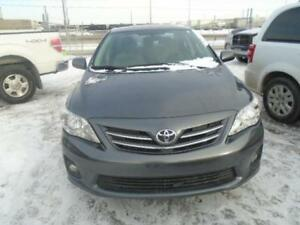 2013 Toyota Corolla CE*$28 DOWN EVERYONE APPROVED*