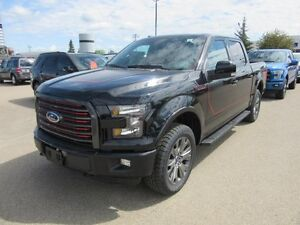 2016 Ford F-150 Lariat Special