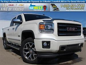 2014 GMC Sierra 1500 SLT One Owner | PST Paid | Level Kit