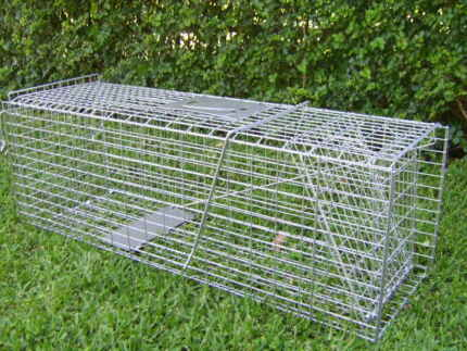 FOX TRAP Humane Live animal catch possum cage Somersby Gosford Area Preview